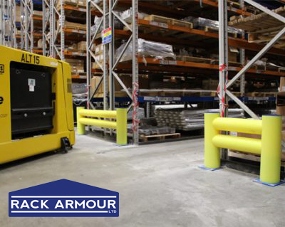 Rack Armour Pedestrian Barriers
