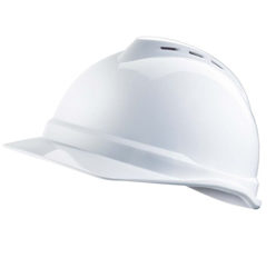 Safety-Helemt-white