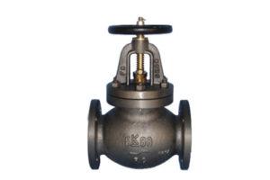 JIS_standard_marine_cast_iron_valve